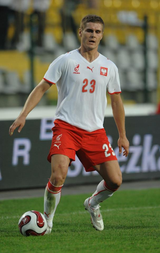 Marcin Kowalczyk.
