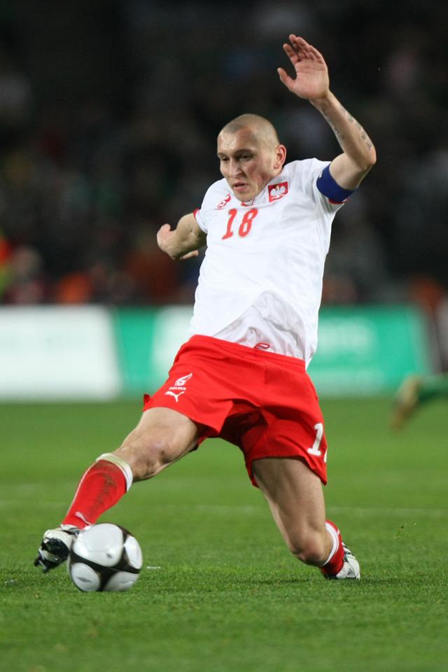 Mariusz Lewandowski.