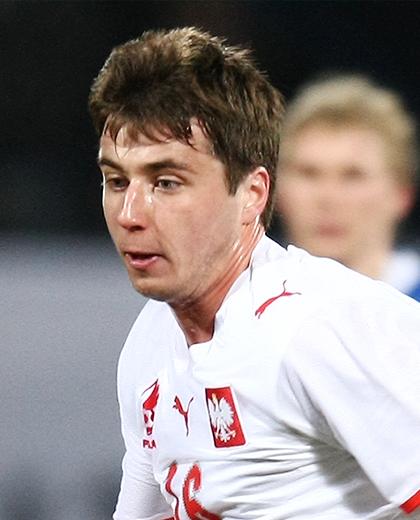 Polska - Estonia (27.02.2008), porównanie piłkarzy - Piotr Kuklis