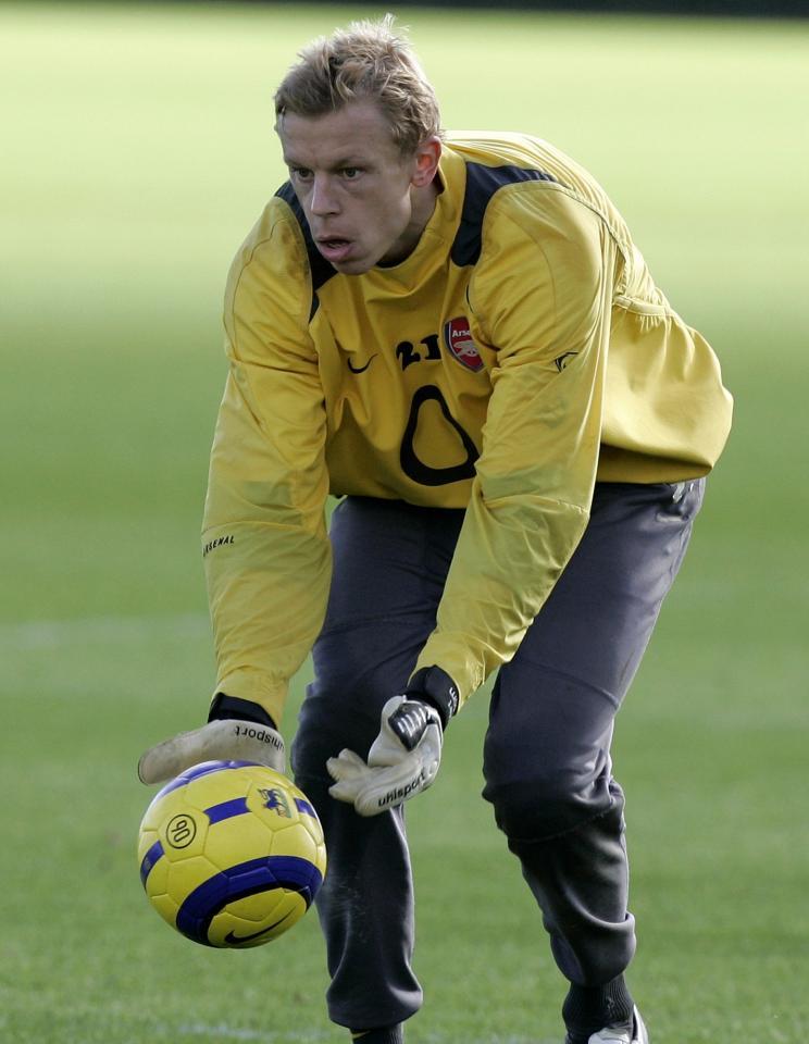 Mart Poom jeden z najsłynniejszych estońskich piłkarzy