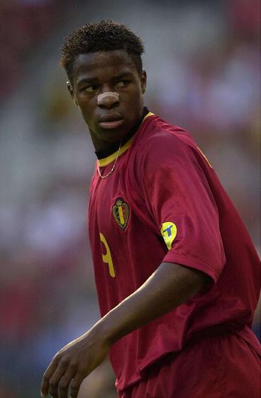 Emile Mpenza.