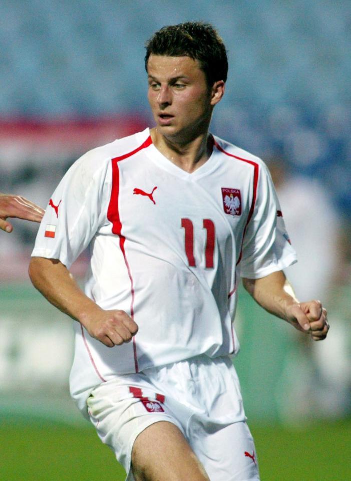 Andrzej Niedzielna grał w meczu z Danią tylko 69 minut.