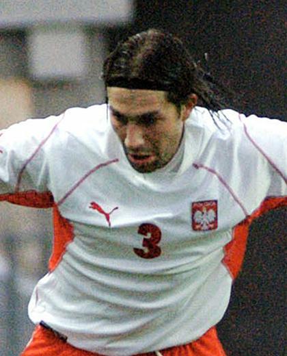 Radosław Sobolewski jeden z bohaterów meczu z Estonią