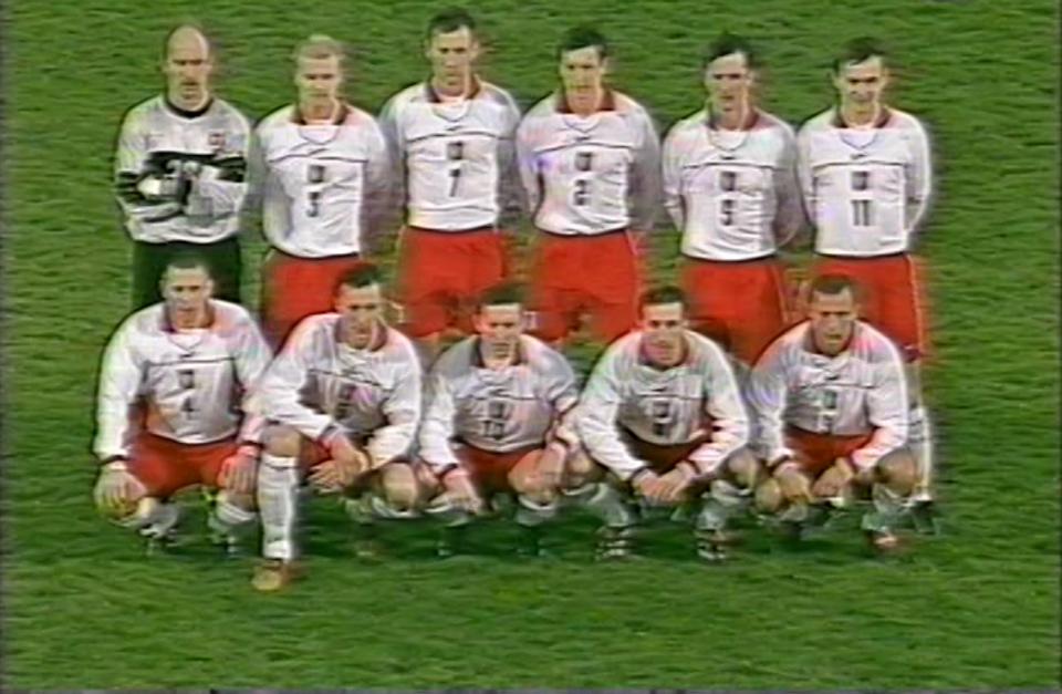 Polska - Finlandia 1:1 (10.02.1999)