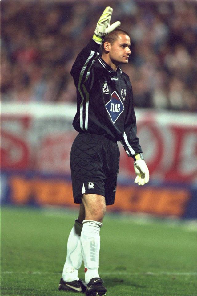 Porównanie piłkarzy - słowacja - polska (10.11.1998) - bogusław wyparło