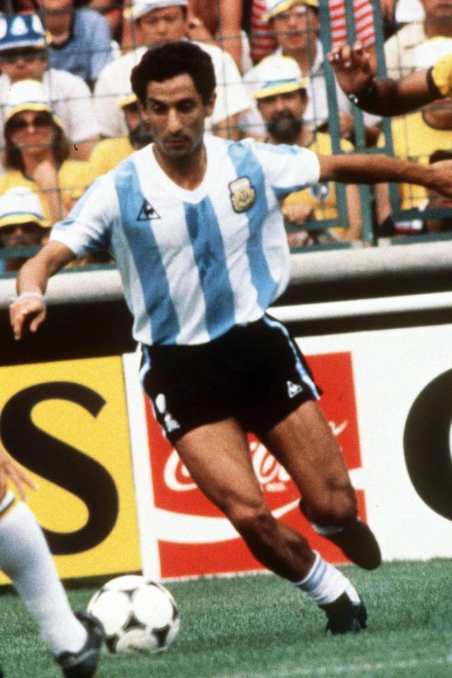 Porównanie piłkarzy - Osvaldo Ardiles