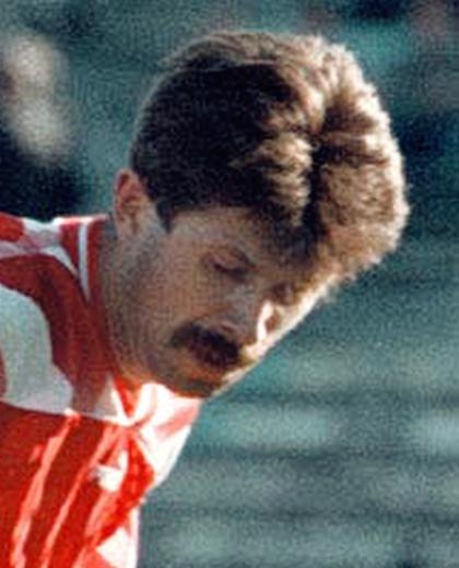 Polska - Niemcy 0:2, 04.09.1996, porównanie piłkarzy Grzegorz Lewandowski
