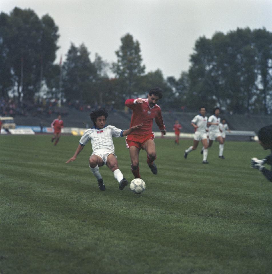 Jedynym polskim piłkarzem, który przeciwko Korei Północnej zagrał od pierwszej do ostatniej minuty, był napastnik Marek Leśniak. Mimo to nie wpisał się tego dnia na listę strzelców.