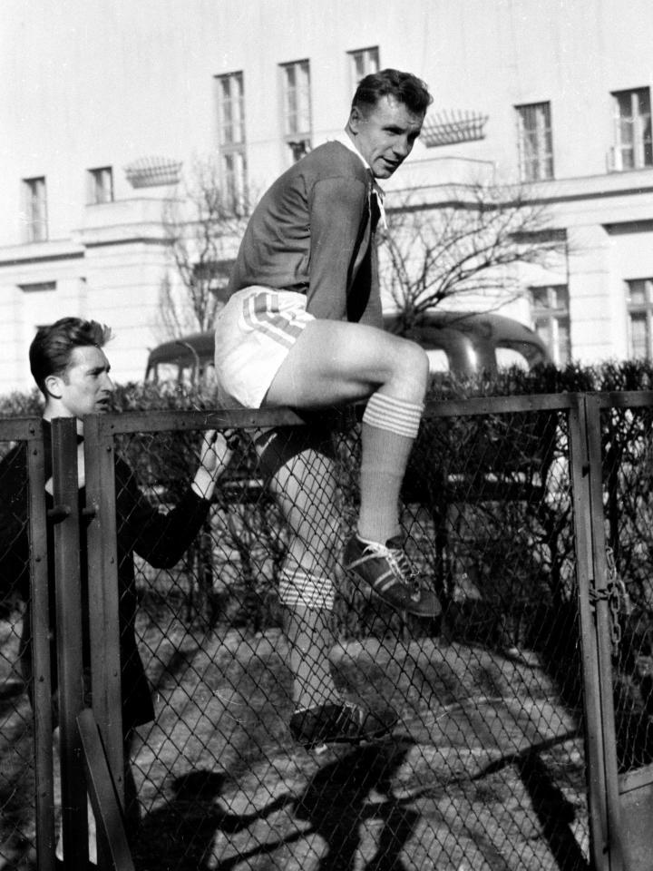 Jedni powiedzą, że do historii polskiej piłki wszedł kuchennymi drzwiami, inni – że przeskoczył przez płot i dokonał prawdziwej rewolucji. Niebanalny życiorys Edmunda Zientary, przez kilka powojennych lat znanego jako Andrzej Szczepański, idealnie nadaje się na scenariusz sensacyjnego filmu.