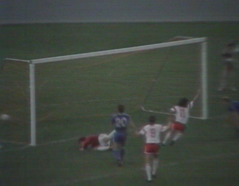 To były miłe złego początki. W 25. minucie Jacek Ziober wykorzystał błąd Steve'a Trittschuha i wpakował piłkę do siatki. Kolejne gole strzelali już jednak tylko gospodarze.