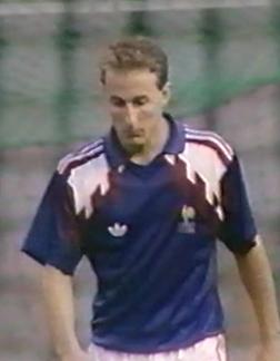 Jean-Pierre Papin.