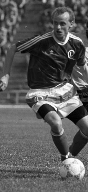 Jacek Sobczak, Legia Warszawa.