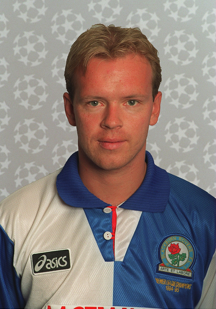 Henning Berg, Blackburn Rovers.