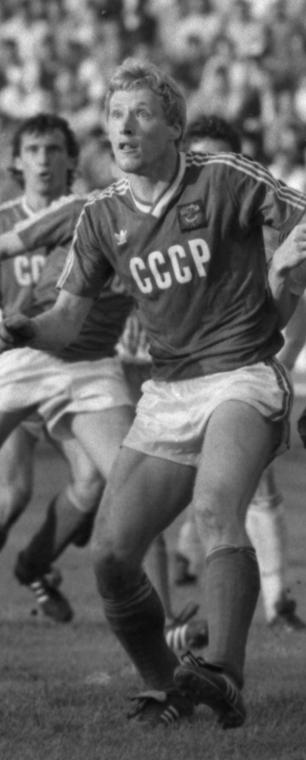 ZSRR - Polska 2:1 (01.06.1988)