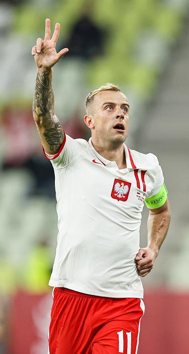 Kamil Grosicki, Polska.