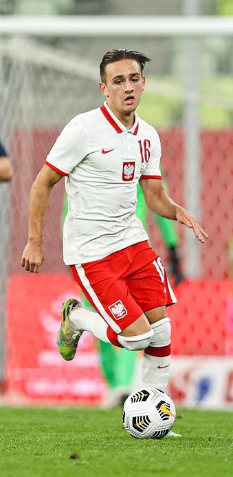 Michał Karbownik, Polska.