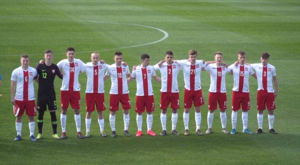 Polska - Norwegia 2:2 U-17 (08.02.2020)