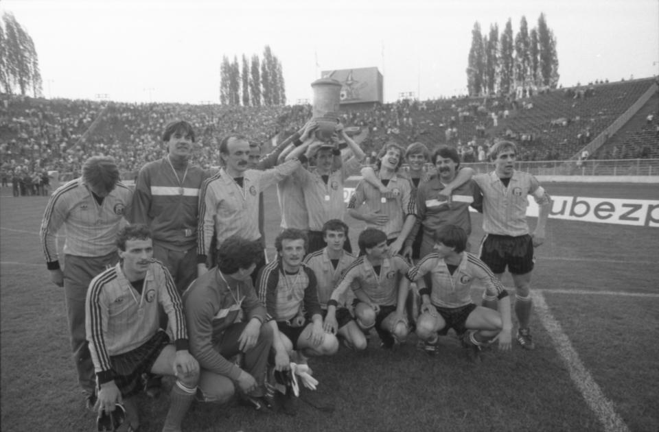 GKS Katowice - Górnik Zabrze 4:1 (01.05.1986)