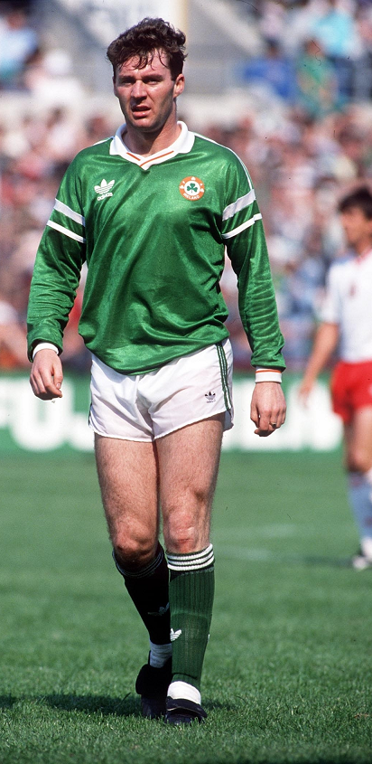 John Sheridan, Irlandia.