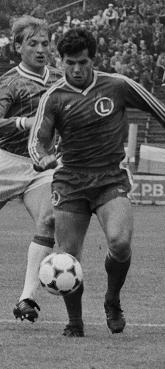 Andrzej Łatka, Legia Warszawa