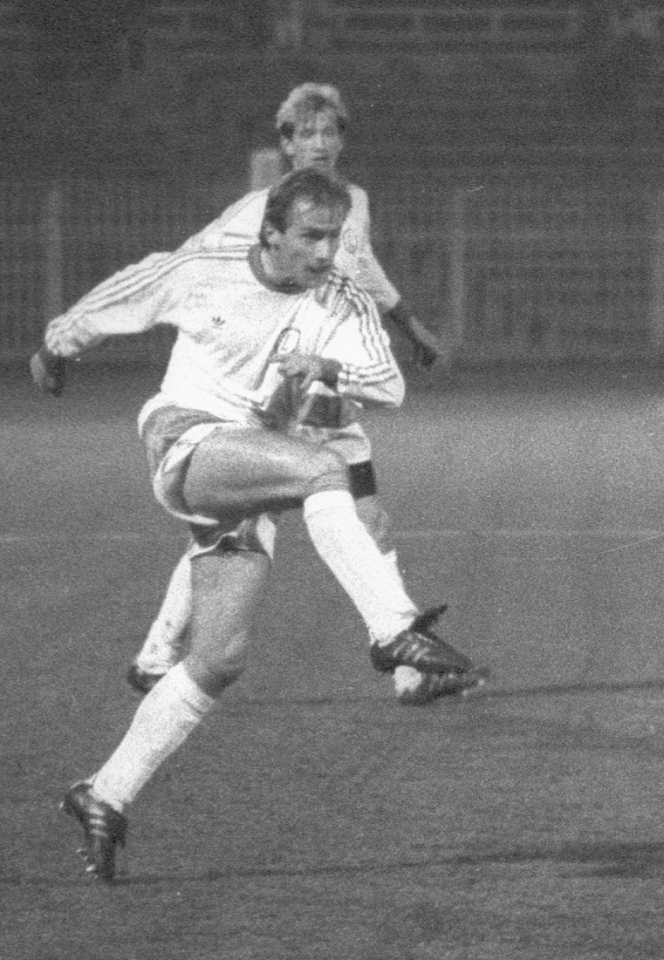 Krzysztof Iwanicki, Legia Warszawa.
