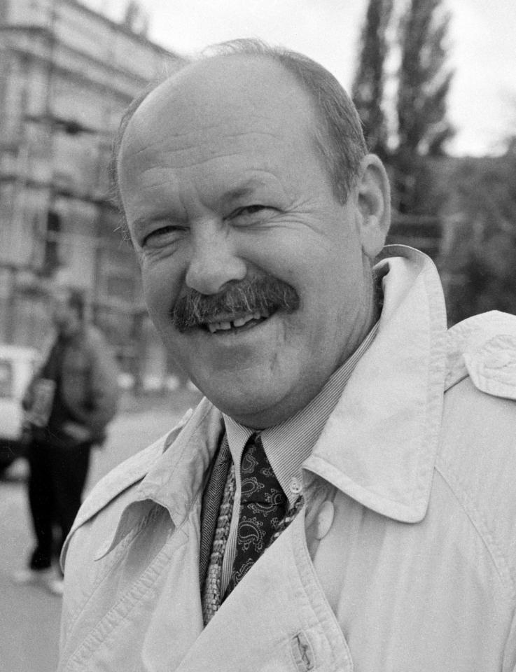 Władysław Stachurski.