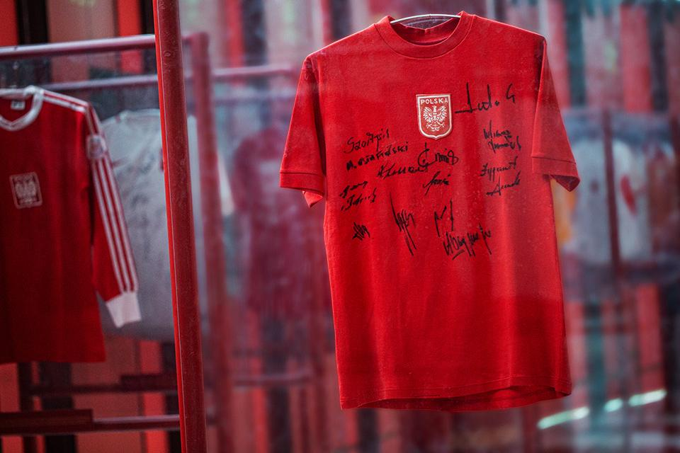 Koszulka Deyny z Monachium - przód
