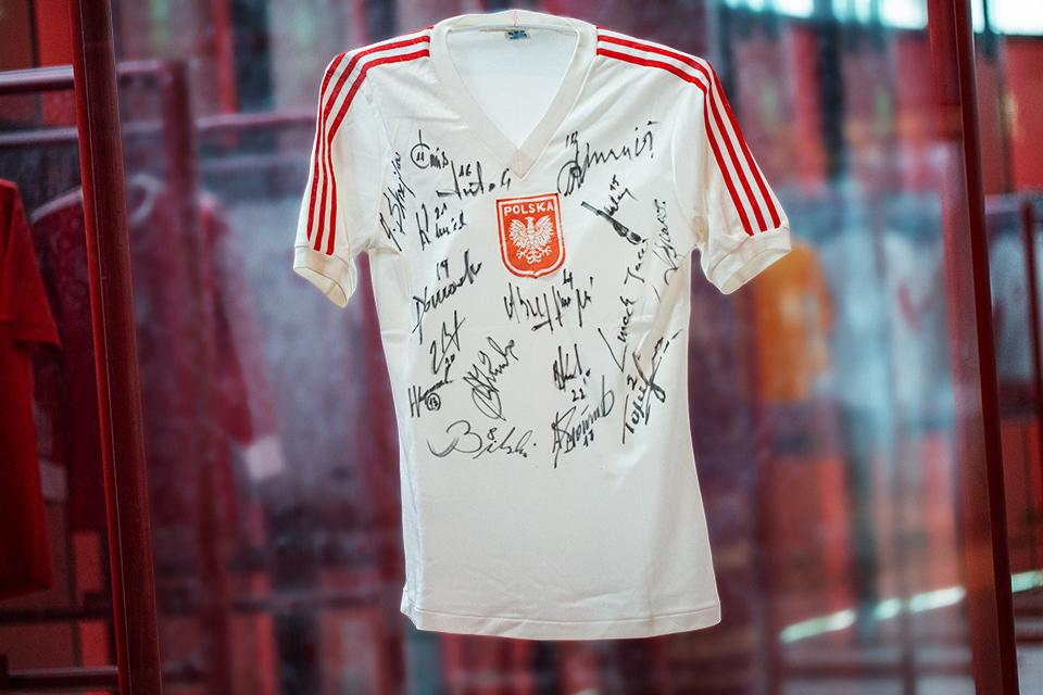 Koszulka Lesława Ćmikiewicza