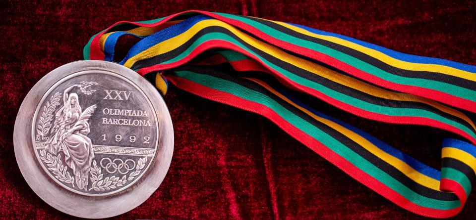 Medal z Barcelony 1992