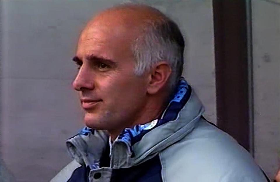 Liga Włoska - Liga Polska 2:2 (12.11.1988)