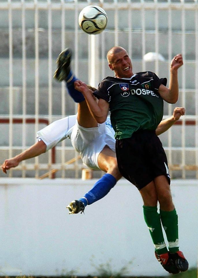 Cementarnica Skopje - GKS Katowice 0:0 (14.08.2003)