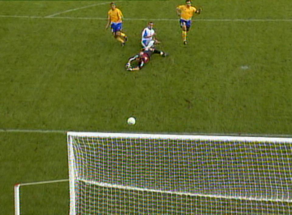 Wisła Płock - FK Ventspils 2:2 (28.08.2003)