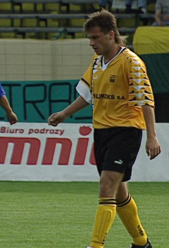 GKS Katowice – Ararat Erywań 2:0 (10.08.1995) Arkadiusz Bilski
