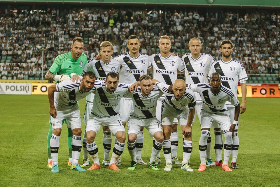 Legia Warszawa – AS Trenčín 0:0 (03.08.2016)