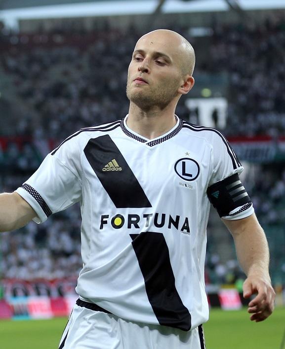 Michał Pazdan (Legia Warszawa – Zrinjski Mostar 2:0, 19.07.2016)
