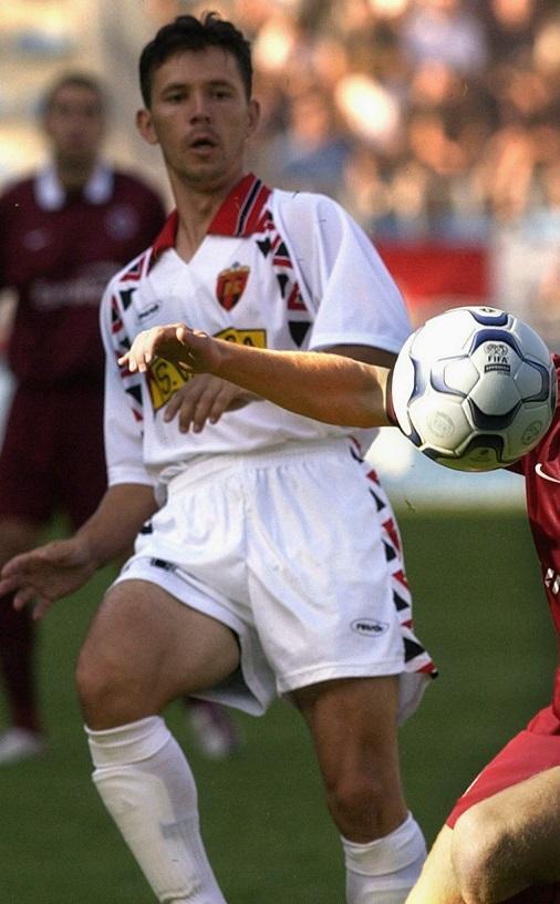 Dejan Ristovski (do meczu Legia Warszawa – Vardar Skopje 1:1, 07.08.2002).