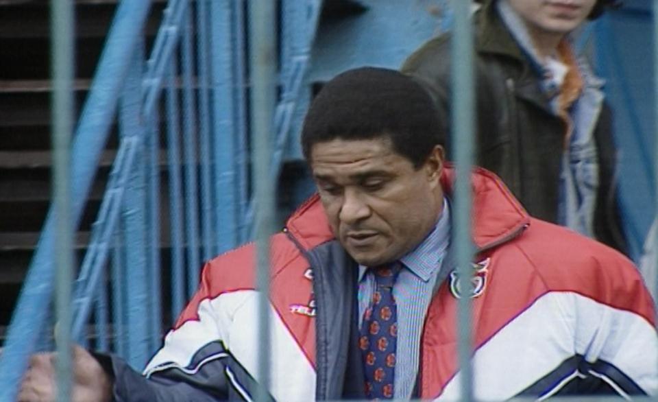 Ruch Chorzów – Benfica Lizbona 0:0 (26.09.1996)