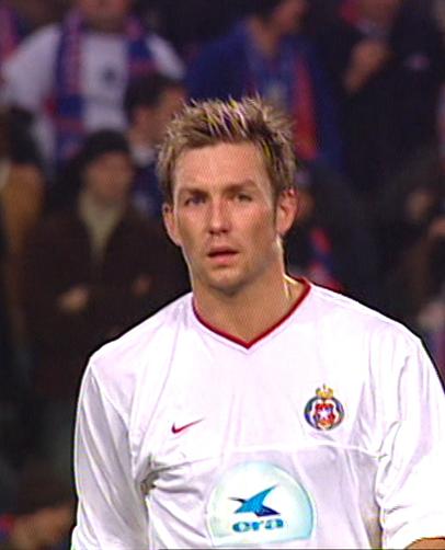 Damian Gorawski (Vålerenga Oslo – Wisła Kraków 0:0, 06.11.2003)