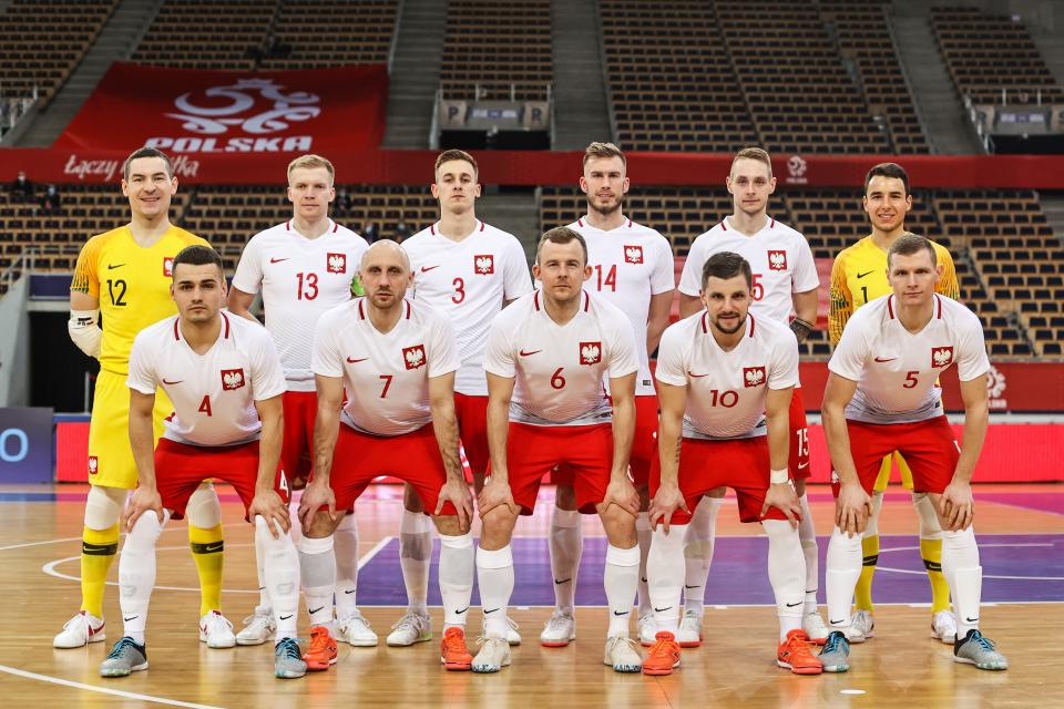 Norwegia - Polska 0:3 futsal (05.03.2021)
