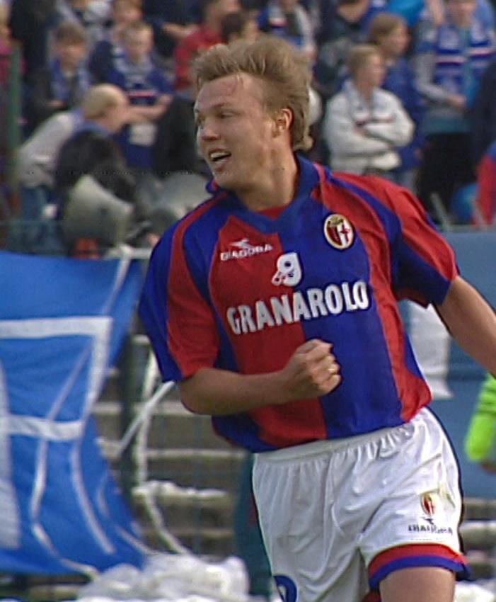 Ruch Chorzów – Bologna 0:2 (25.08.1998) Igor Koływanow