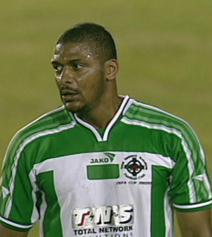 TNS Llansantffraid FC - Amica Wronki 2:7 (19.08.2002) Stephen Anthrobus