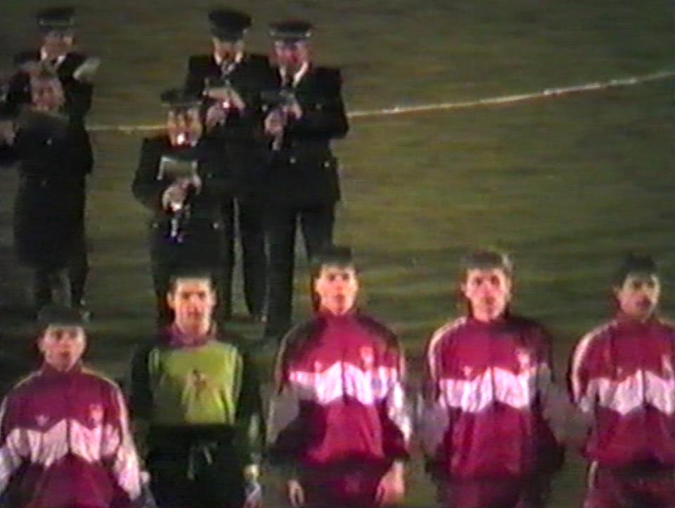 Hiszpania - Polska 1:1 (13.02.1991)