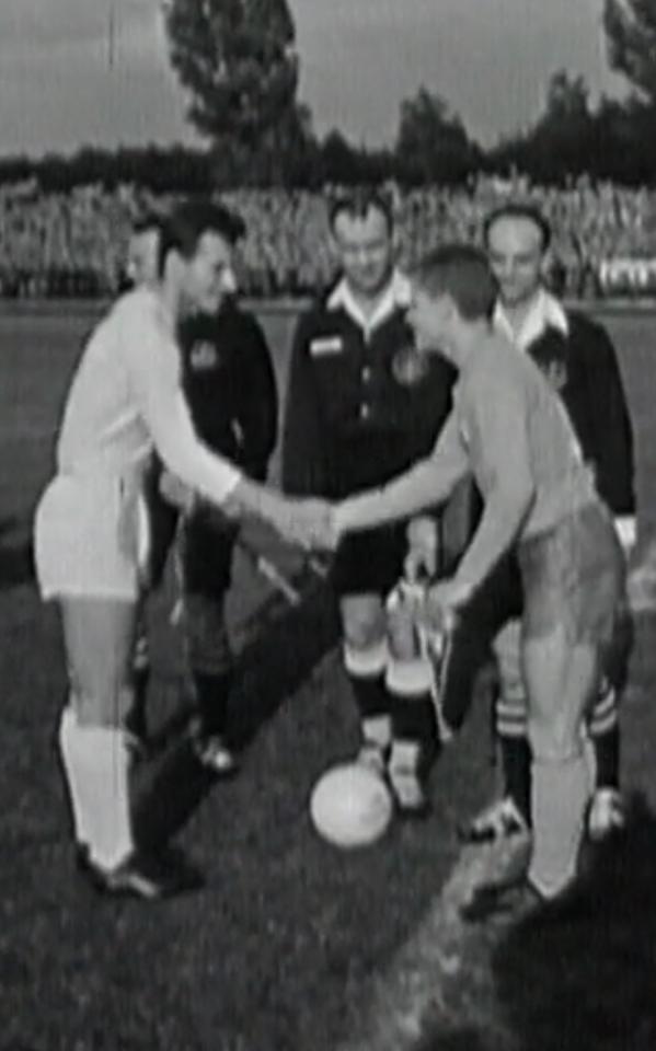 Czarni Żagań - Górnik Zabrze 0:4 (02.06.1965)