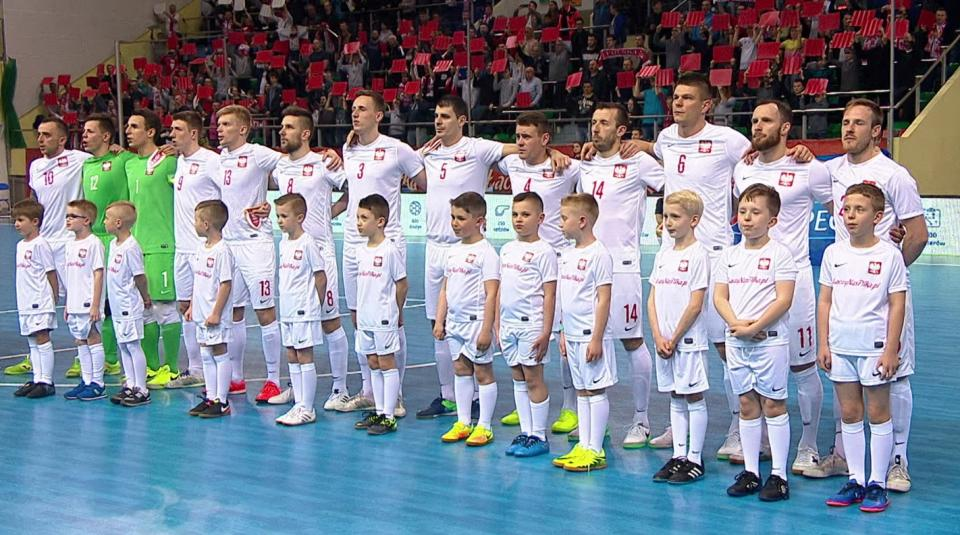 Hiszpania - Polska 1:1 (11.04.2017) futsal
