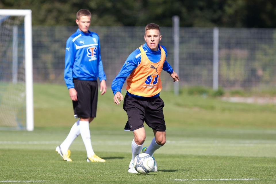 Jan Bednarek - 25. urodziny
