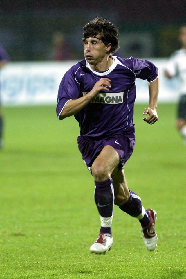 Radosław Gilewicz (Legia Warszawa - Austria Wiedeń 1:3, 30.09.2004)