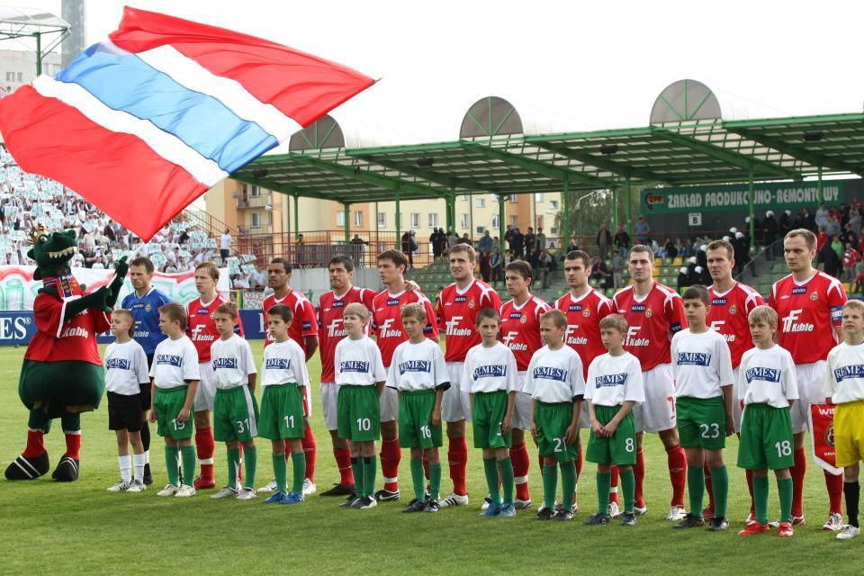 Legia Warszawa - Wisła Kraków 0:0, k. 4-3 (13.05.2008)