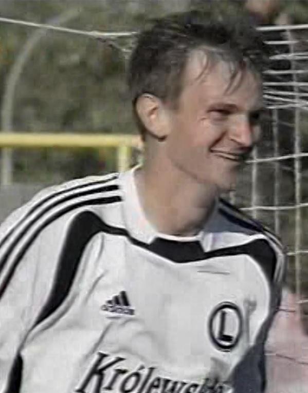 Legia Warszawa - FC Tbilisi 6:0 (26.08.2004) Jacek Magiera