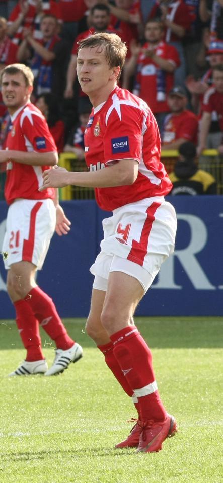 Marcin Baszczyński  (Legia Warszawa - Wisła Kraków 0:0, k. 4-3, 13.05.2008)