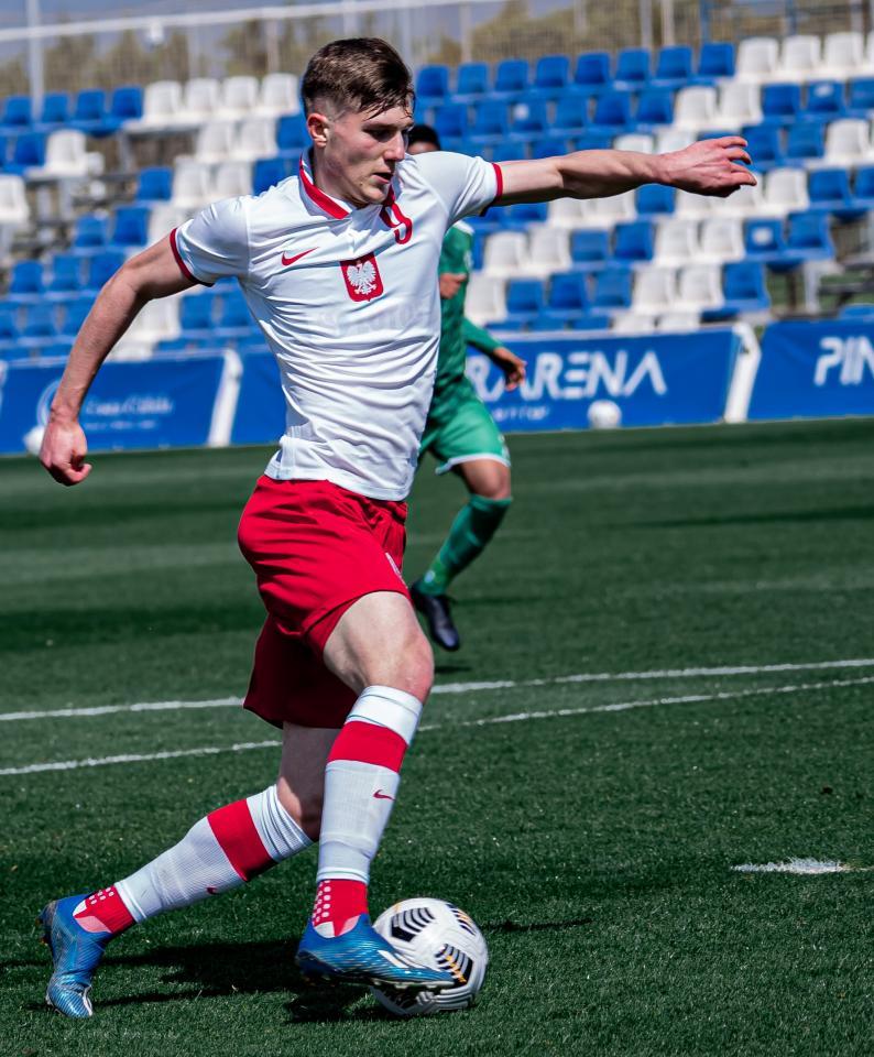 Polska - Arabia Saudyjska 7:0 (26.03.2021) U21 Adrian Benedyczak